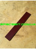 Текстолитовая пластина для доильного аппарата 95*16*3,8 мм