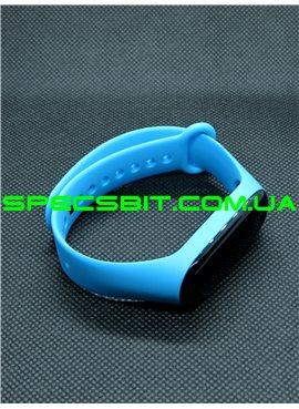 Фитнес-браслет Xiaomi Mi Band 3 Синий РУССКИЙ ЯЗЫК