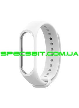 Ремешок для Xiaomi Mi Band 3 Белый Оригинал