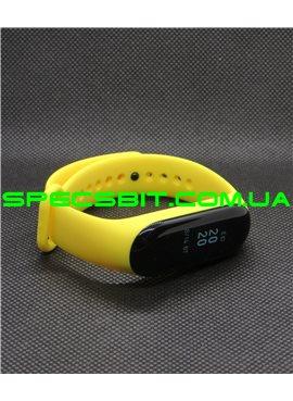 Фитнес-браслет Xiaomi Mi Band 3 Желтый РУССКИЙ ЯЗЫК