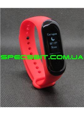 Фитнес-браслет Xiaomi Mi Band 3 Красный РУССКИЙ ЯЗЫК