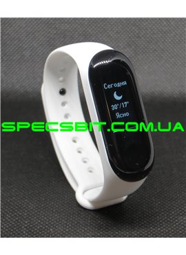 Фитнес-браслет Xiaomi Mi Band 3 Белый РУССКИЙ ЯЗЫК