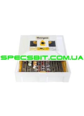 Инкубатор инверторный Теплуша Люкс 72  ИБ 220/50 ЛА автомат, лампы