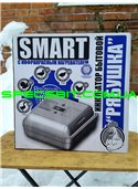 Инкубатор Рябушка SMART Turbo 70 мех. переворот, цифровой, ТЭН, вентилятор  +12 Вольт