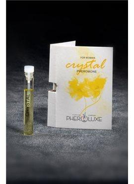 Пробник женских духов Crystal, 2мл P61 PHEROLUXE