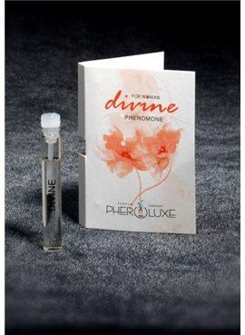Пробник женских духов Divine, 2мл P64 PHEROLUXE