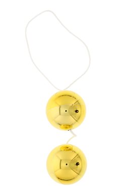 Вагинальные шарики DUO BALLS,GOLD DT50482 Seven Creations