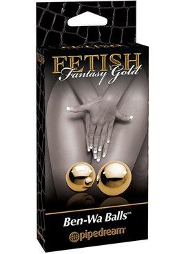 Шарики FF GOLD - BEN WA BALLS DT44504 Pipedream