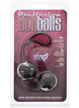 Шарики MARBILIZED DUO BALLS, BLACK DT50502 Seven Creations