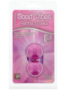 Вагинальные шарики GOOD VIBES PERFECT BALLS, LAVENDER DT20079 Dream Toys