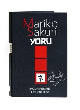 Пробник Mariko Sakuri YORU, 1 мл 281312 Aurora