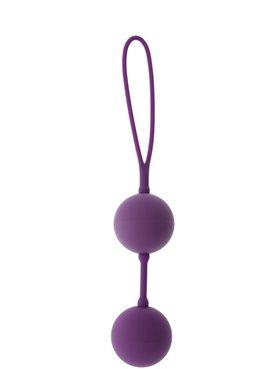 Шарики вагинальные GOOD VIBES THE PERFECT BALLS, PURPLE DT20831 Dream Toys