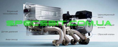 Как проверить вторичный теплообменник vaillant turbo tec 242 теплообменник 800 ткг схема